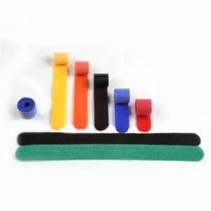 Hook and Loop Cable Ties for Cable Managment