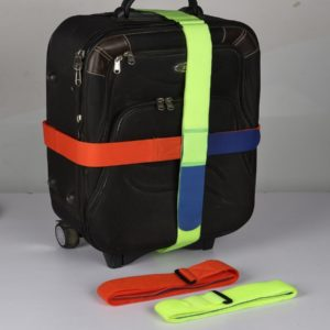 Sky Luggage Strap | Hook and Loop Strap | Suitcase Strap
