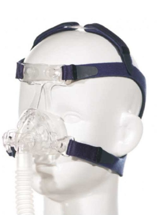 Headgear for Respiratory Systems- Oxy Mask