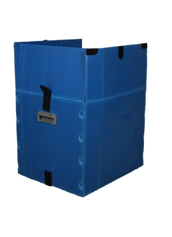 Sky Flute Pack- packaging for Corrugated Boxes